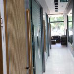 our clinic hall